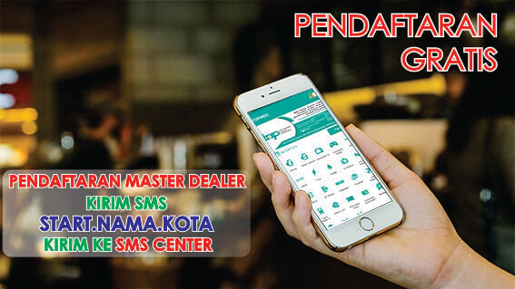 pendaftaran master dealer