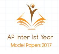 Inter Part I Model Papers 2018