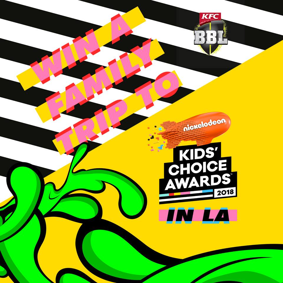 taking place live in la in march 2018 the nickelodeon 2018 kids choice awards will feature the world s biggest stars and more slime than ever