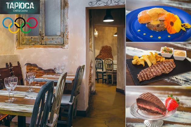 Restaurante Tapioca de Madrid Cocina Brasileña