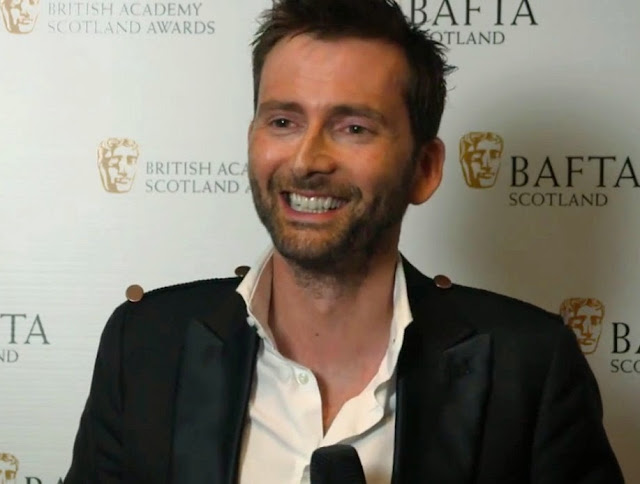 David Tennant - BAFTA Conversation