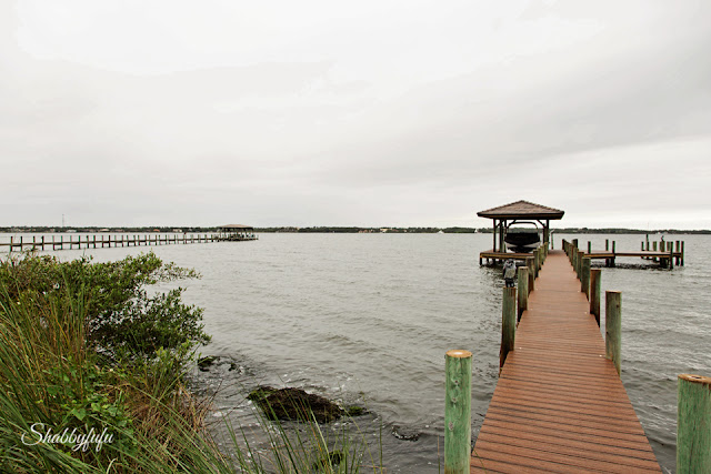 That HGTV Dream Home 2016 also includes a dock on the bay that comes with a boat for the winner!