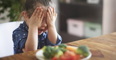 Millions Of Children Are Forced To Eat Their Vegetables - It's Time To Stop