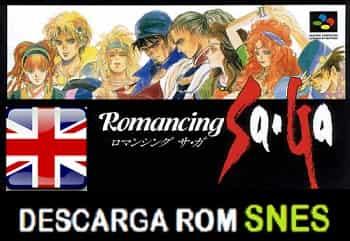 Todos los Roms de SNES descarga directa (Super Nintendo