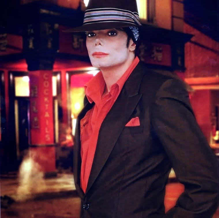 ETERNAMENTE MICHAEL JACKSON: YOU ROCK MY WORLD