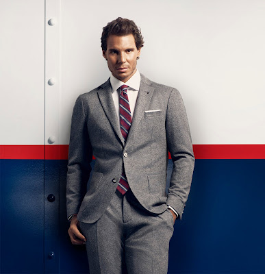 Tommy Hilfiger Tailored, Rafael Nadal, THFLEX Rafael Nadal Edition, #TommyXNadal, Suits and Shirts, Fall 2016, SuitUp, tailored, THFLEX, El Corte Inglés,