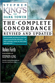Stephen King, Dark Tower Concordance, Dark Tower Companion Book, Stephen King Store, Stephen King Gift Ideas