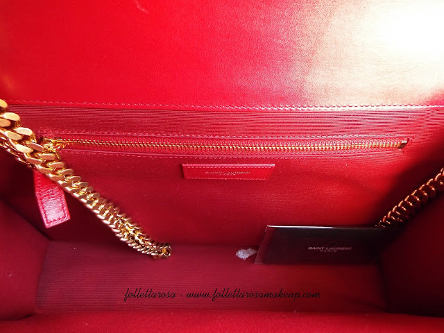 interno borsa monogram yves saint laurent