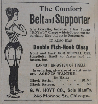 The Comfort Belt and Supporter