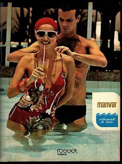 anúncio maiôs feminino Rosset de 1976.  moda anos 70; propaganda anos 70; história da década de 70; reclames anos 70; brazil in the 70s; Oswaldo Hernandez