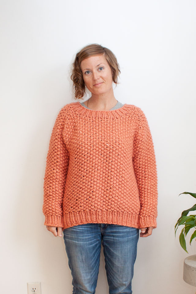Winston Pullover by Jane Richmond