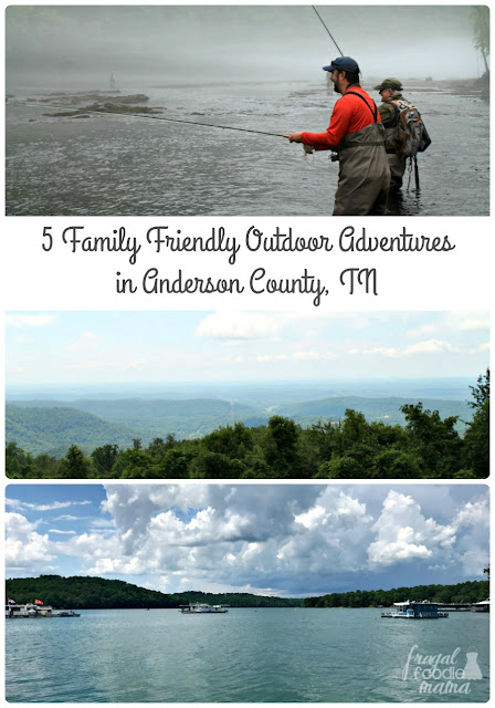 With it's rolling mountains & valleys, as well as serene rivers, & lakes, Anderson County in eastern Tennessee is the perfect family friendly destination for outdoor enthusiasts & adventure seekers.