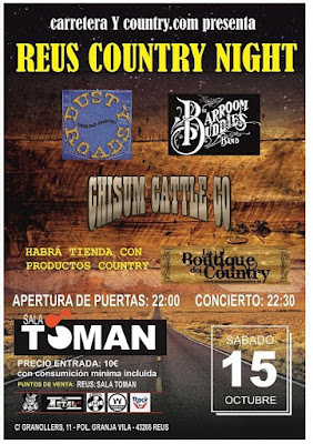 Reus Country Night