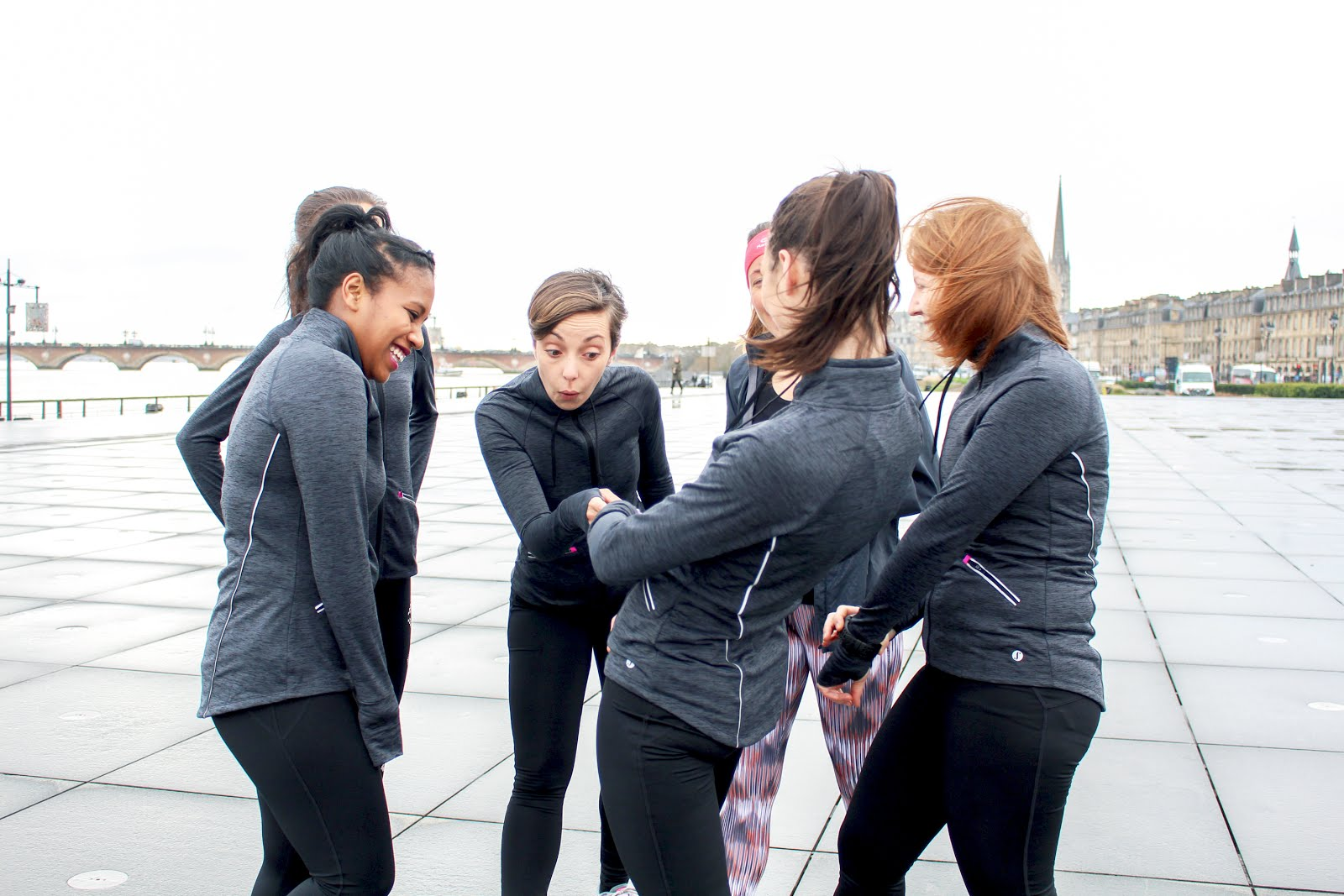 Happy Running Crew Bordeaux