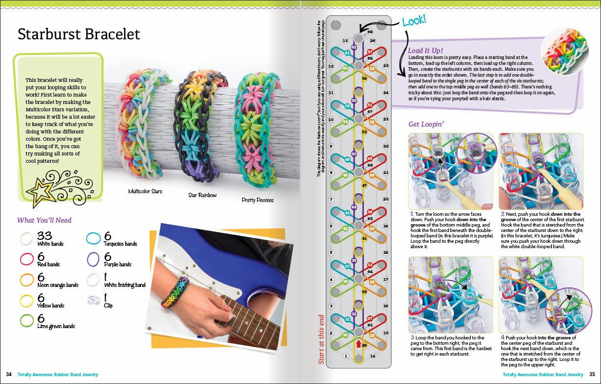Loom Bands Manual Pdf User Guide Manual That Easy To Read