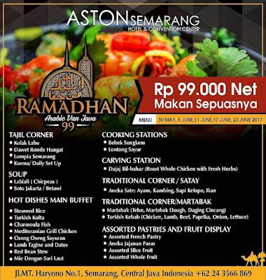 Special Ramadhan Aston Semarang