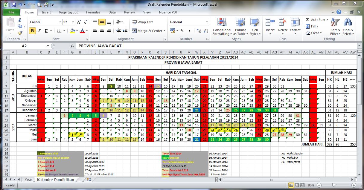 Contoh Kalender Pendidikan Umum 2013 2014 Kisi Kisi Soal Cpns Tkd Tkb Dan Try Out Cat 2016 Download Kalender Pendidikan Tahun 2013 2014 Untuk Mempersiapkan