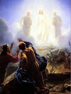 A TRANFIGURAÇÃO DE JESUS