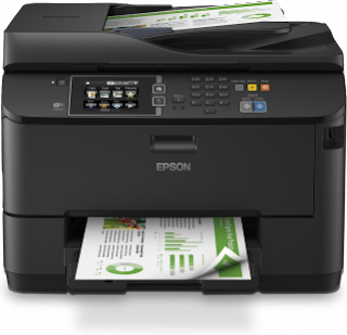 Download Epson WorkForce Pro WF-4630DWF drivers