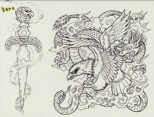 los mejores tatuajes de aguilas y diseños para tatuarse