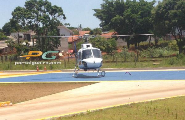 Guaíra: Criança se afoga em piscina e é reanimada pela equipe do SAMU