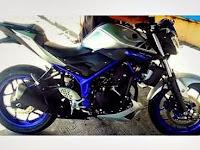 Spesifikasi dan Harga Yamaha MT-25 di Indonesia