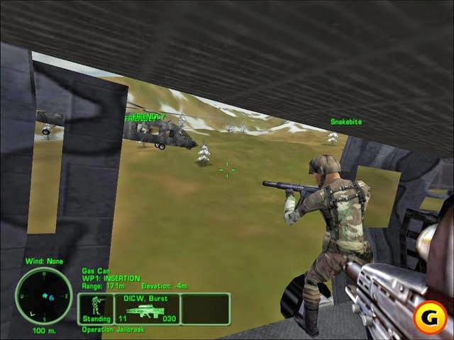 تحميل لعبة delta force land warrior 1 كاملة مجانا