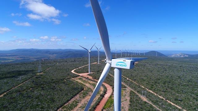 Conjunto Eólico Umburanas entra em operação comercial