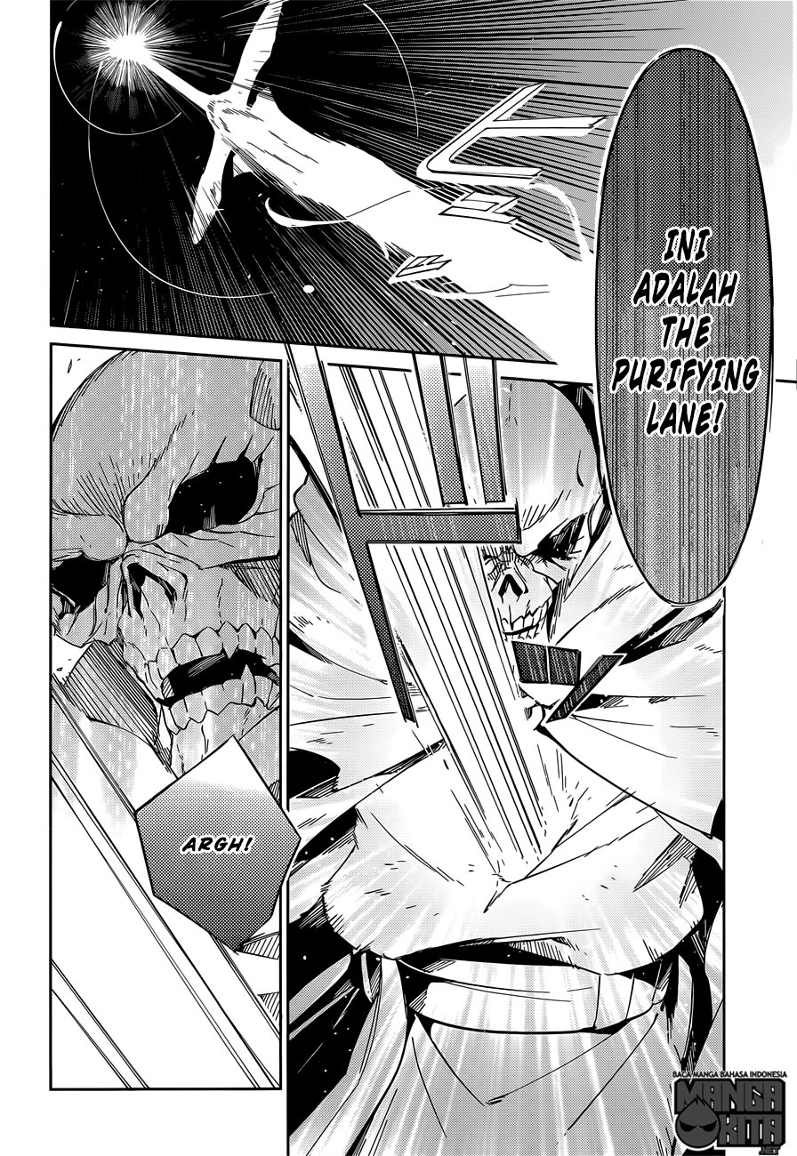 Manga Overlord chapter 13 Bahasa Indonesia