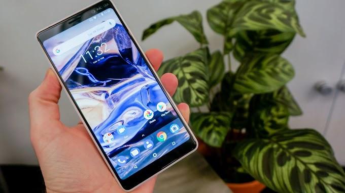 نوكيا 7 بلس   Nokia 7 Plus