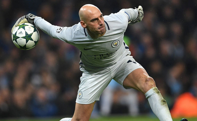 Willy Caballero Chelsea