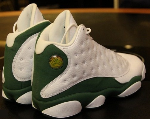 6816eebea97 ... Nike Air Jordan 13 Retro to honor and commemorate the special launch of  his limited editions, this pair of shoes only production of 2561 pairs int  he ...