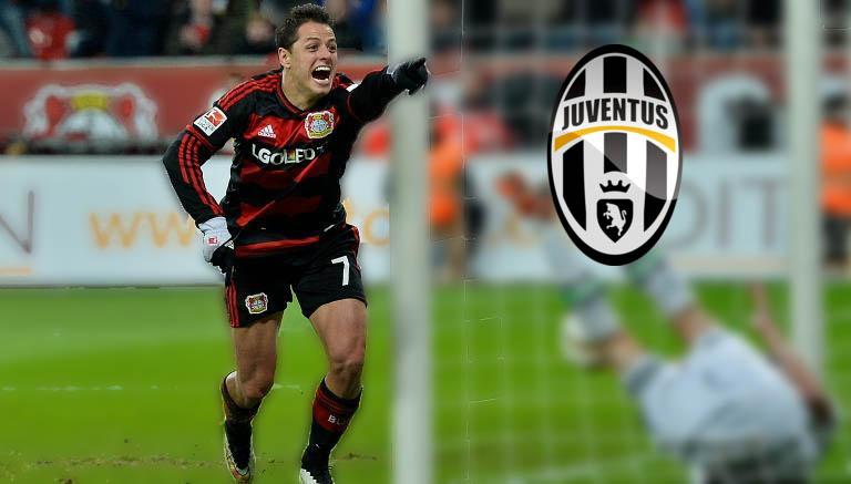 Chicharito es pretendido por la Juventus