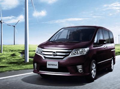 Harga Nissan serena Dan Spesifikasi Terbaru