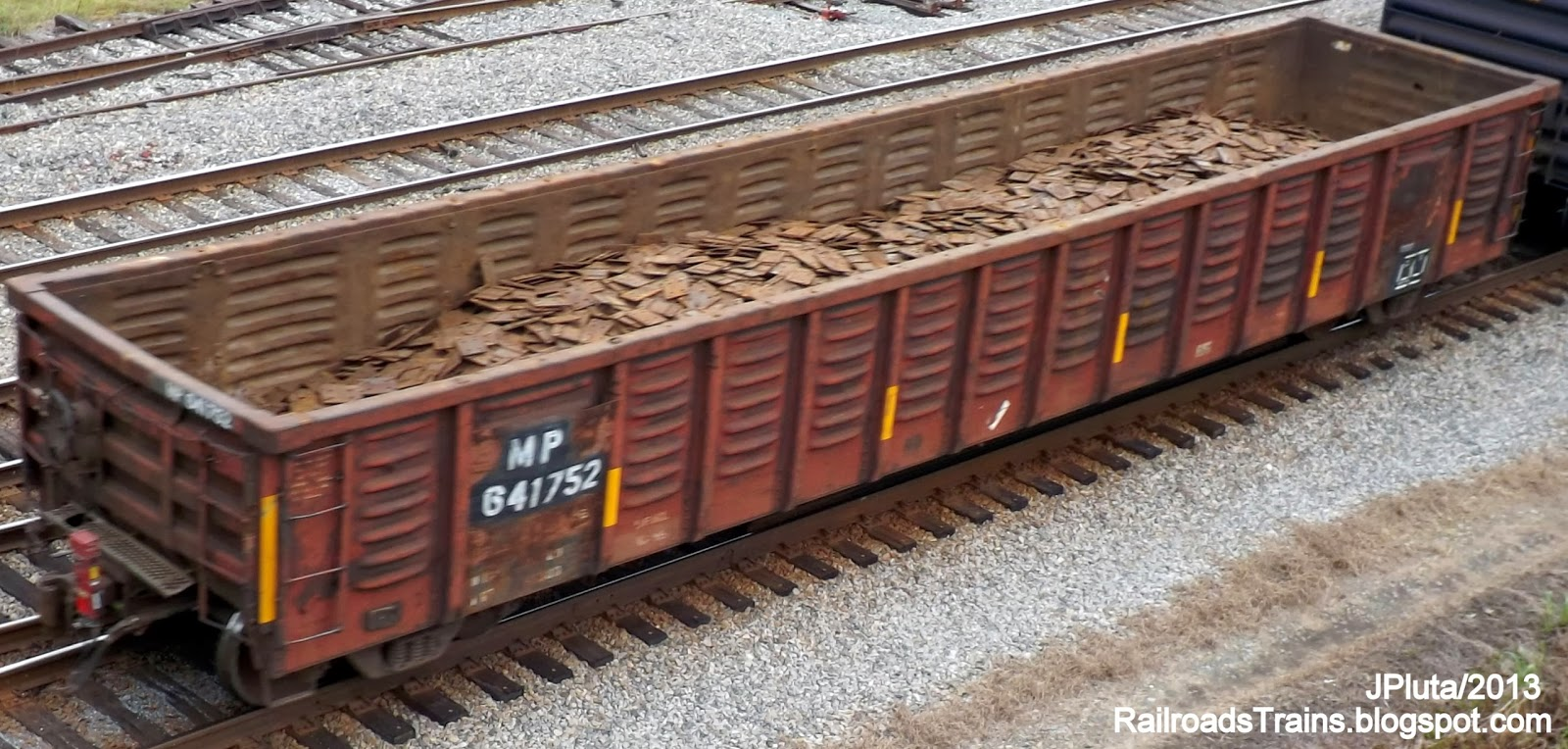 What Can Be Shipped In Rail Gondola Cars