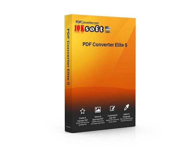 PDF Converter Elite 5 Free Download