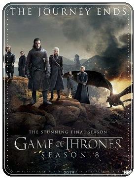 Game of Thrones 8ª Temporada Torrent (2019) WEB-DL 720p | 1080p Dual Áudio / Legendado