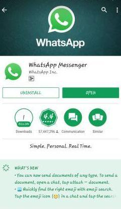 whatsapp Beta App 2017-www.missingapk.com