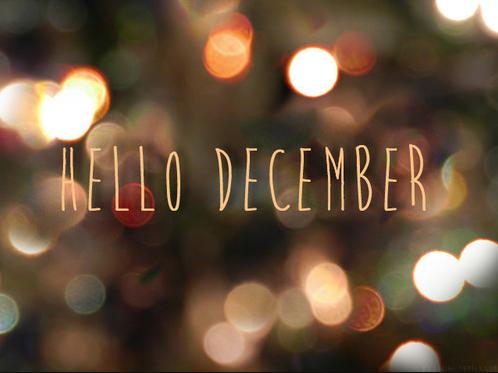 Hello December Picture