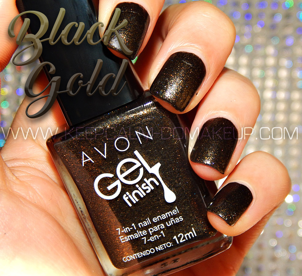 Avon | Esmaltes efecto Gel | Keep Calm - Do Make Up