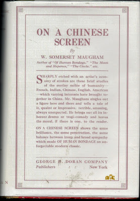 On a Chinese Screen Doran 1922