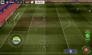 Download FTS 17 Mod League 1 Persib Bandung Apk + Data Obb