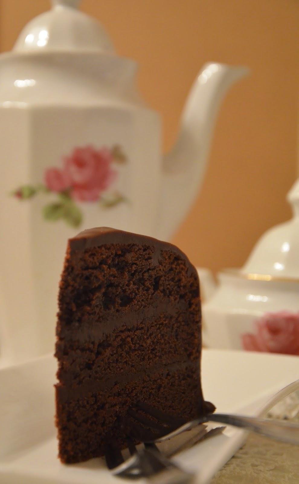 Anni S Foodadventure Schoko Buttermilch Torte