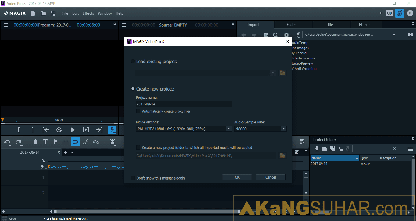 Free Download MAGIX Video Pro X10 Full Version Terbaru