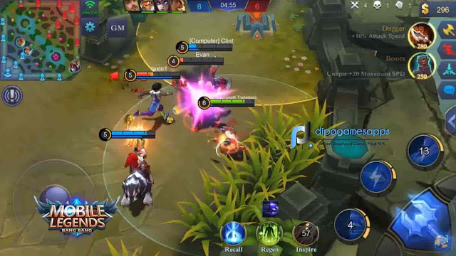 Download Mobile Legend Mod Apk Updated Full Hack