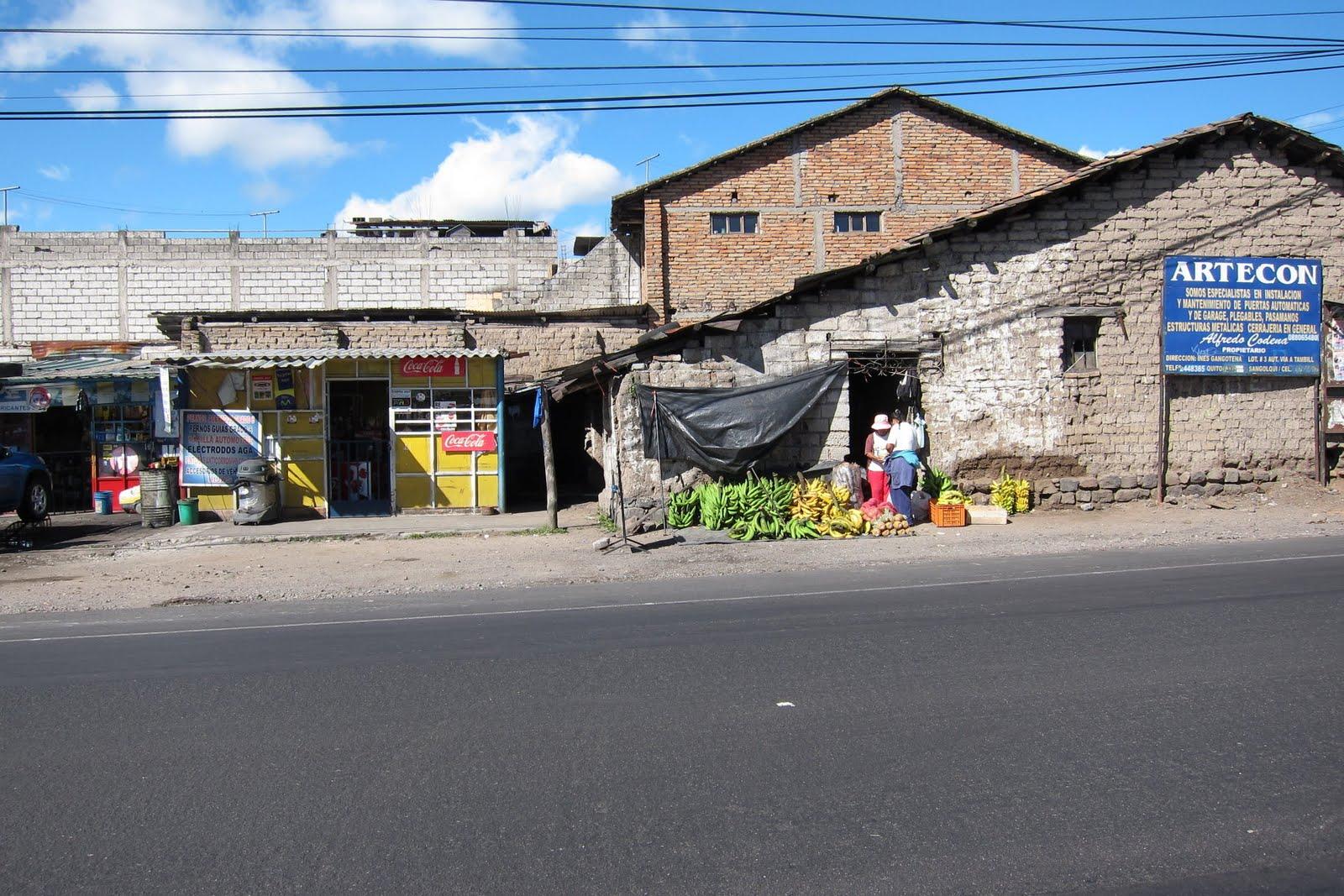 Mountains: Pasochoa, Ecuador