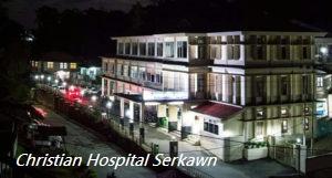 Christian Hospital, Serkawn