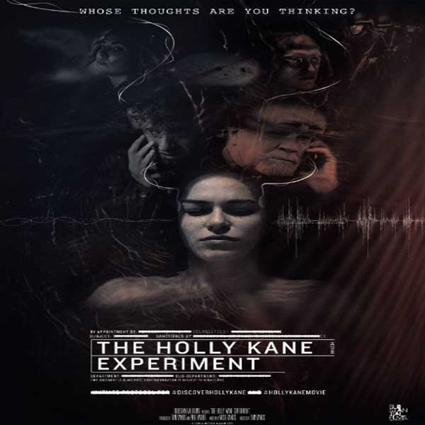 The Holly Kane Experiment, The Holly Kane Experiment Synopsis, The Holly Kane Experiment Trailer, The Holly Kane Experiment Review, Poster The Holly Kane Experiment