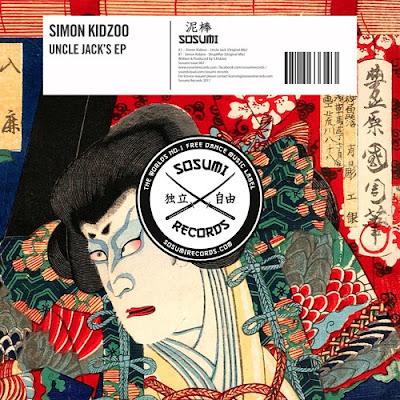 Sosumi Records da a conocer su nuevo lanzamiento en forma de EP