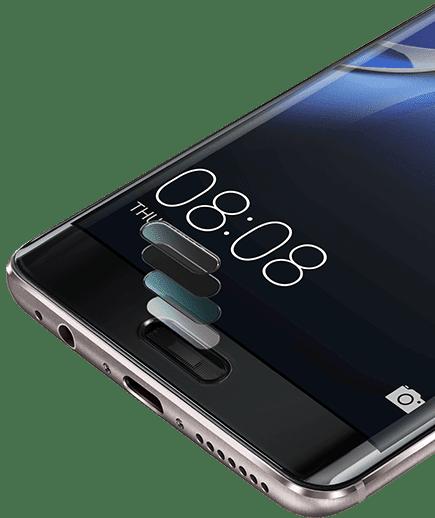 مواصفات وسعر Huawei Mate 9 Pro ذو الشاشة المزدوجة بالصور
